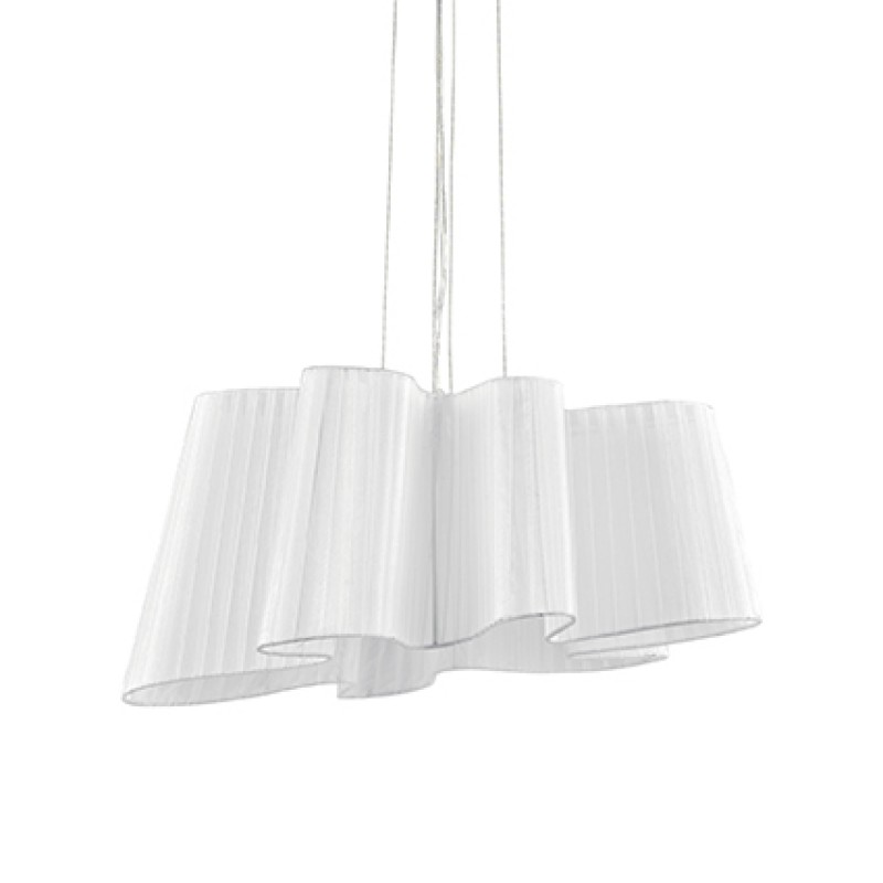Pendant lamp SMUG SP1 White