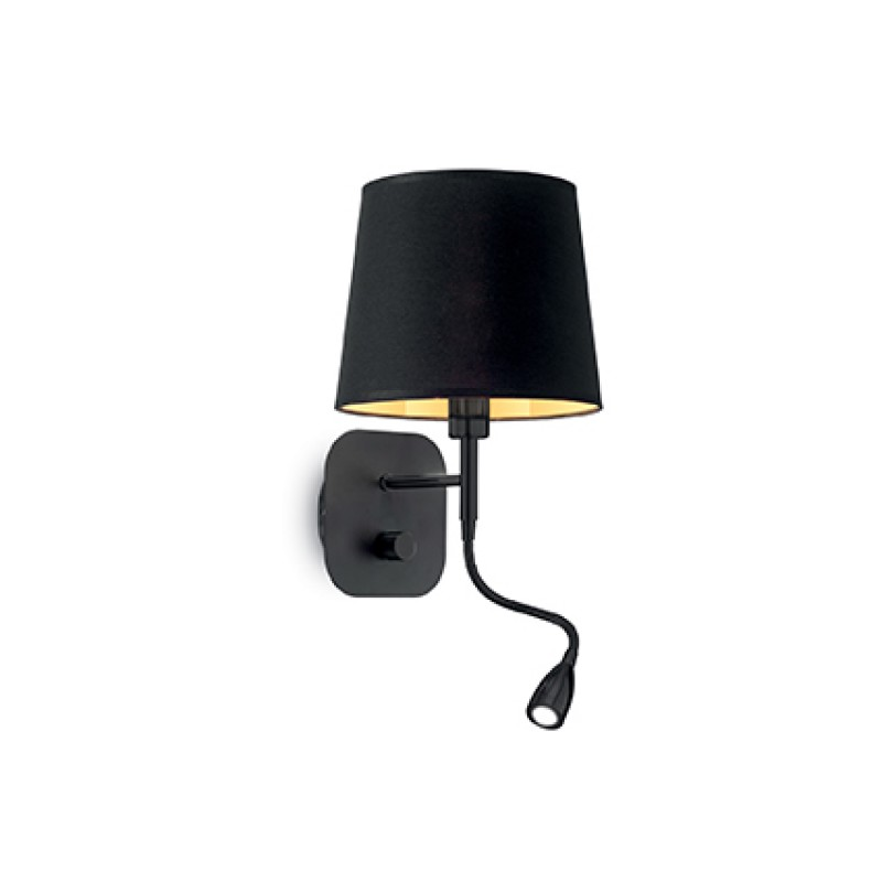 Wall lamp NORDIK AP2 Black
