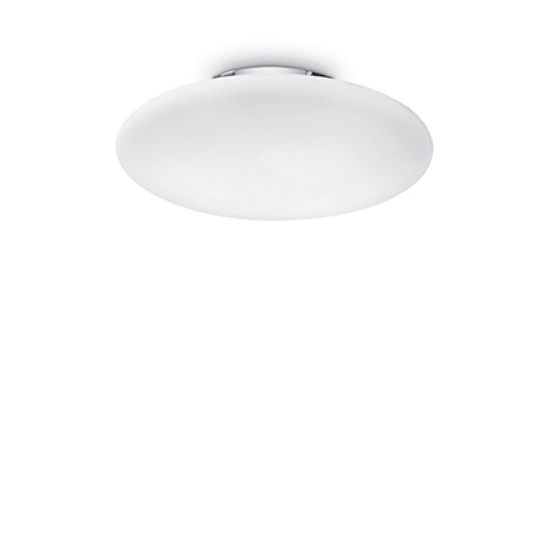 Ceiling lamp SMARTIES BIANCO PL2 D40 White