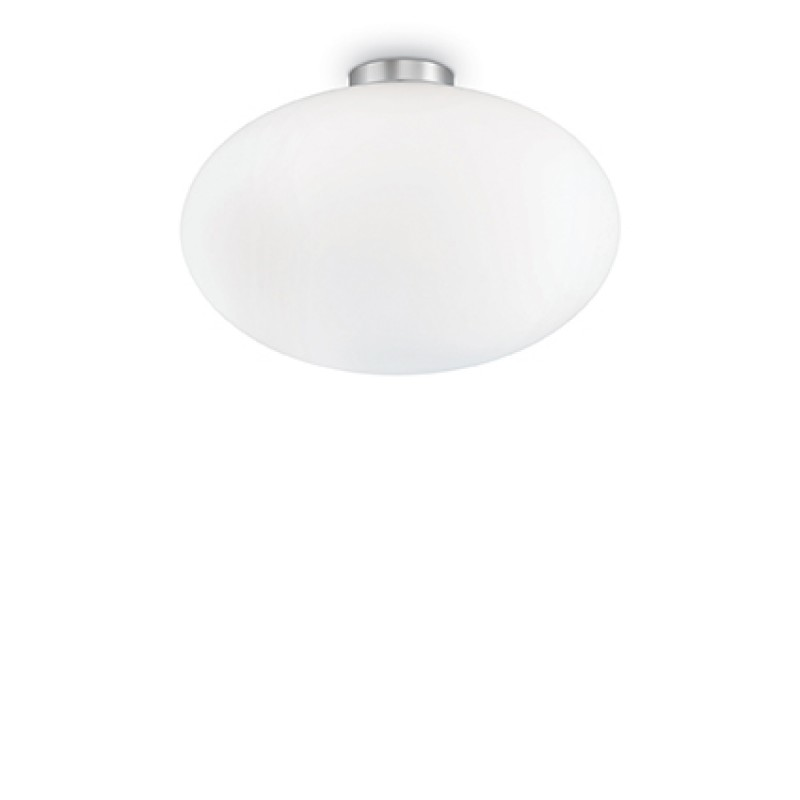 Ceiling lamp CANDY PL1 D40 White