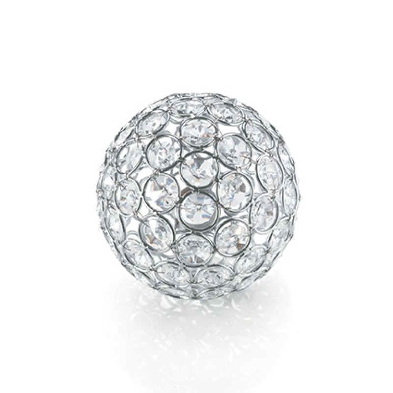 Ceiling lamp NODI CRYSTAL PL5 Chrome