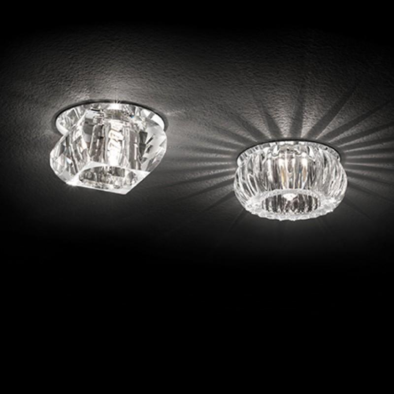 Ceiling lamp SOUL-2 Transparent