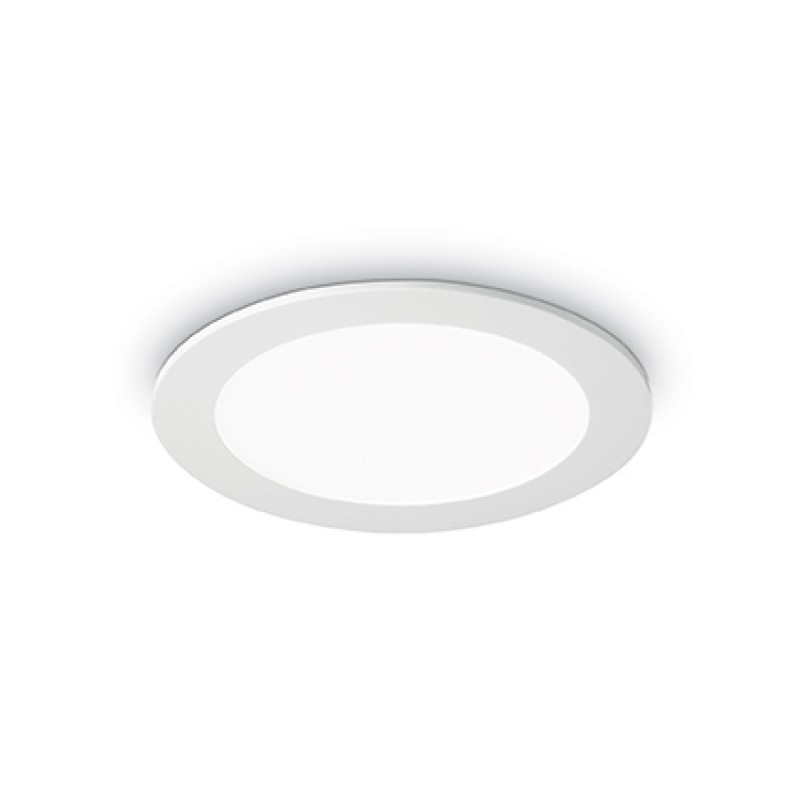 Ceiling lamp GROOVE 10W ROUND White