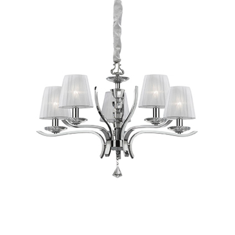 Chandelier PEGASO SP5 White
