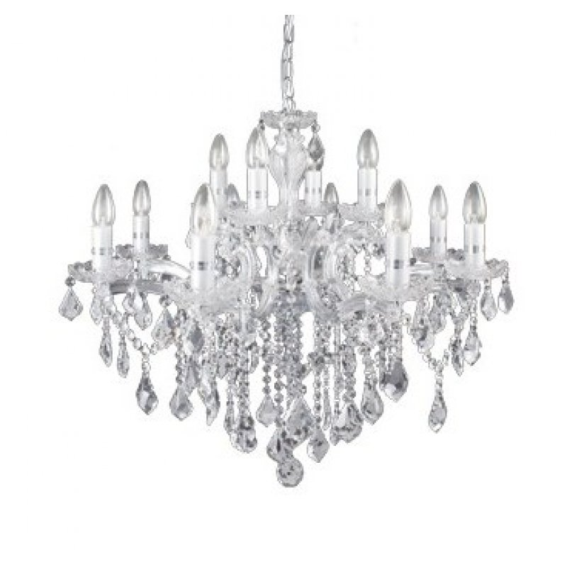 Chandelier FLORIAN SP12 Chrome