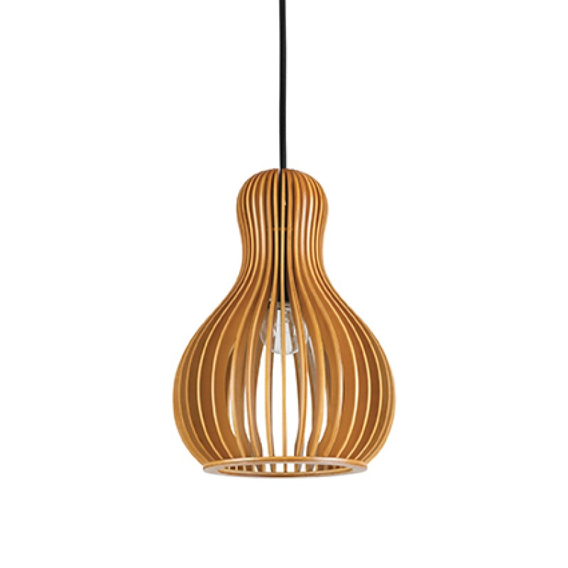 Pendant lamp CITRUS-3 SP1 Wood