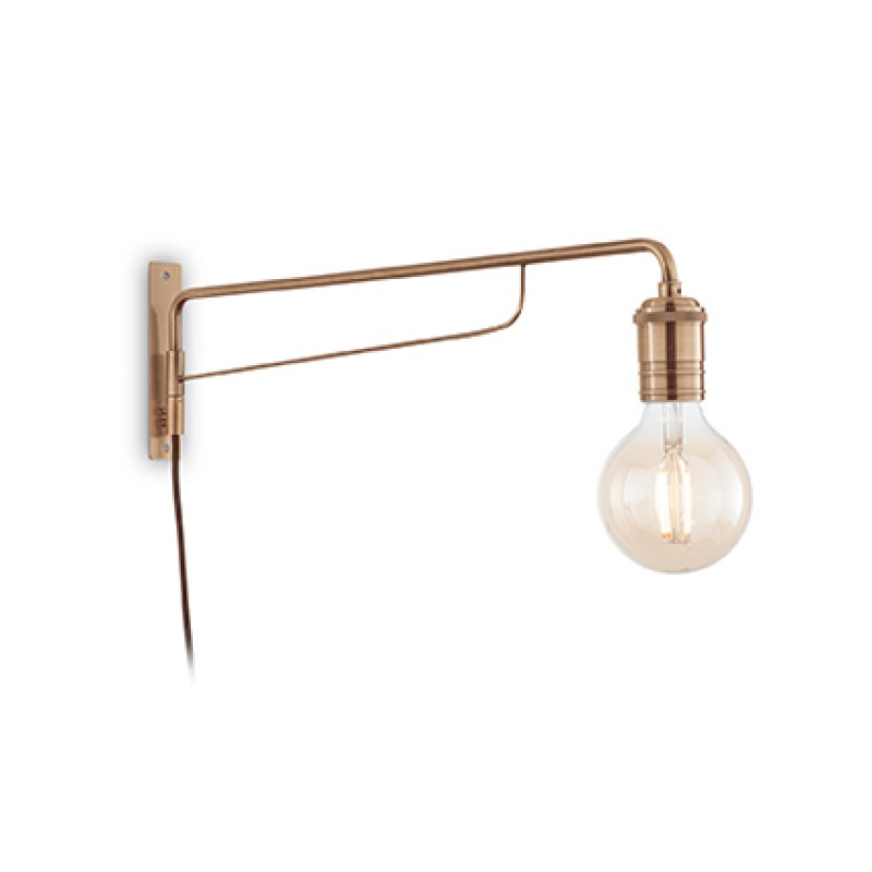 Wall lamp TRIUMPH AP1 Brass