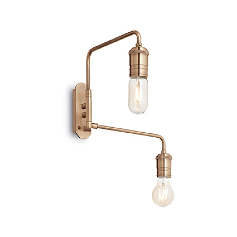 Wall lamp TRIUMPH AP2 Brass