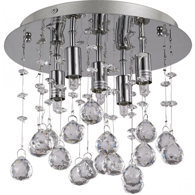 Ceiling lamp MOONLIGHT PL5 Chromo