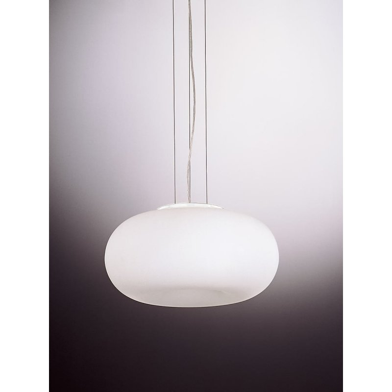 Pendant lamp ULISSE SP3 D52 White