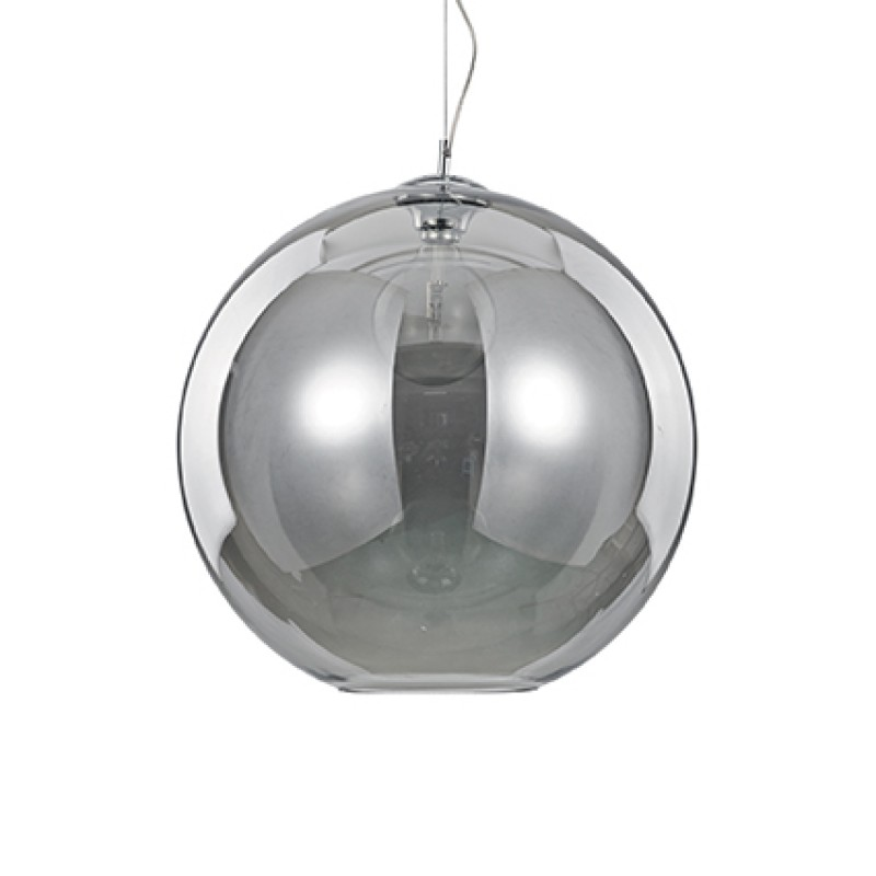 Pendant lamp NEMO SP1 D50 Smoked Glass