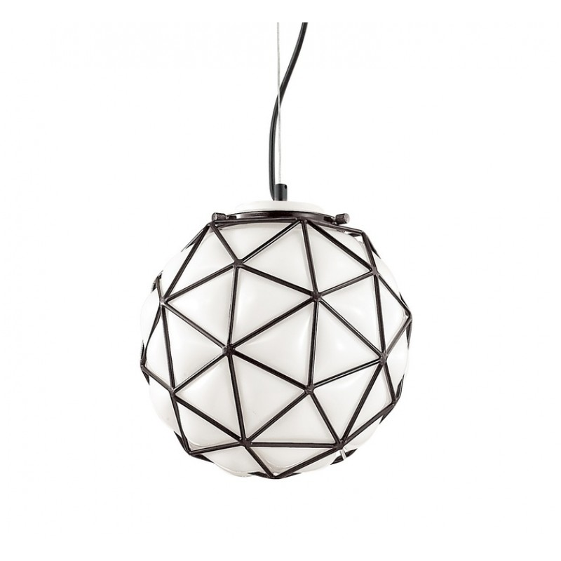 Pendant lamp MAGLIE SP1 D45 White