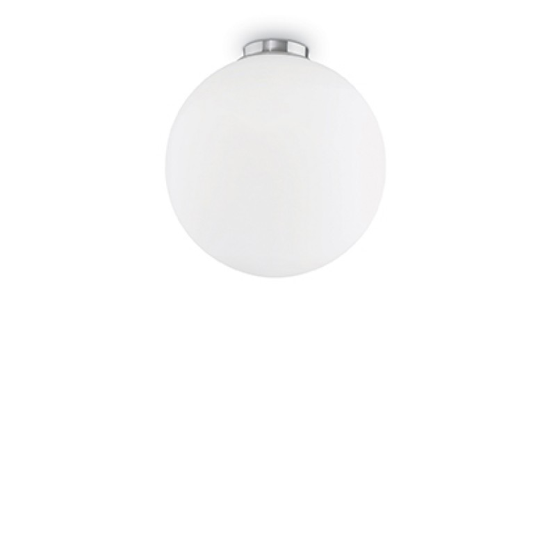 Wall lamp MAPA BIANCO PL1 D40 White