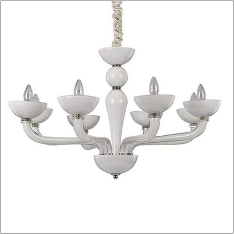 Chandelier CASANOVA SP8 Transparent