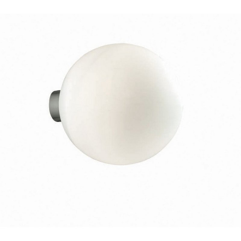 Wall lamp MAPA BIANCO AP1 D15 White
