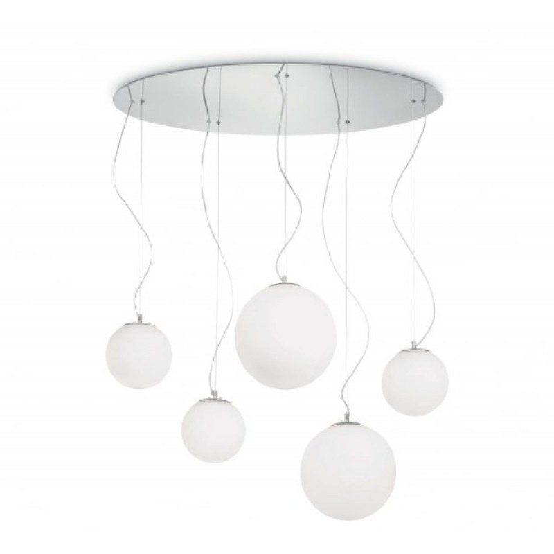 Pendant lamp MAPA BIANCO SP5 White