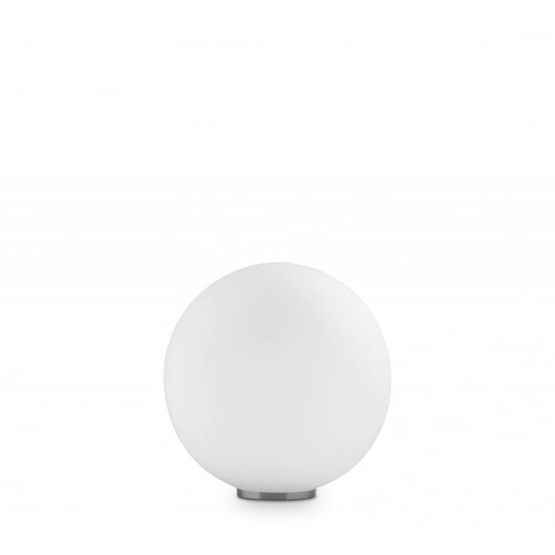 Table lamp MAPA BIANCO TL1 D20 White