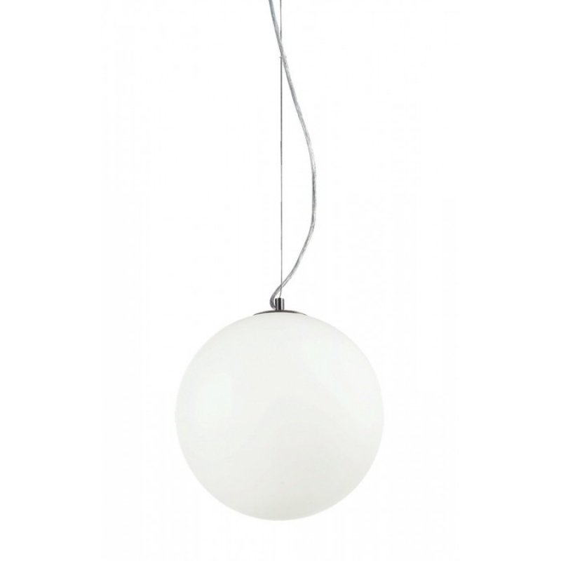Pendant lamp MAPA BIANCO SP1 D20 White