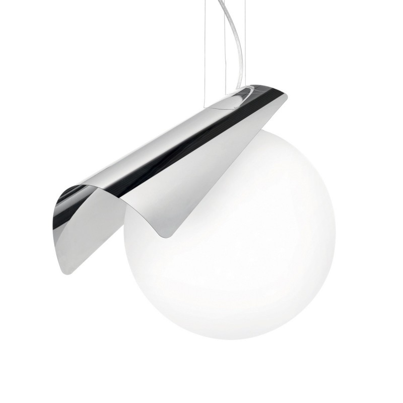Pendant lamp PENOMBRA SP1 Chrome