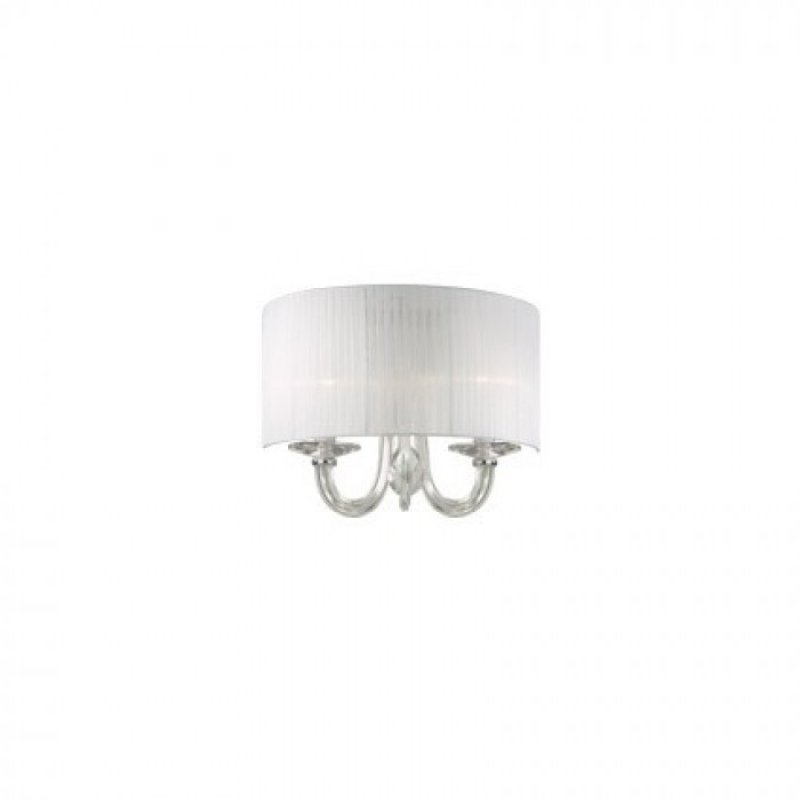Wall lamp SWAN AP2 White
