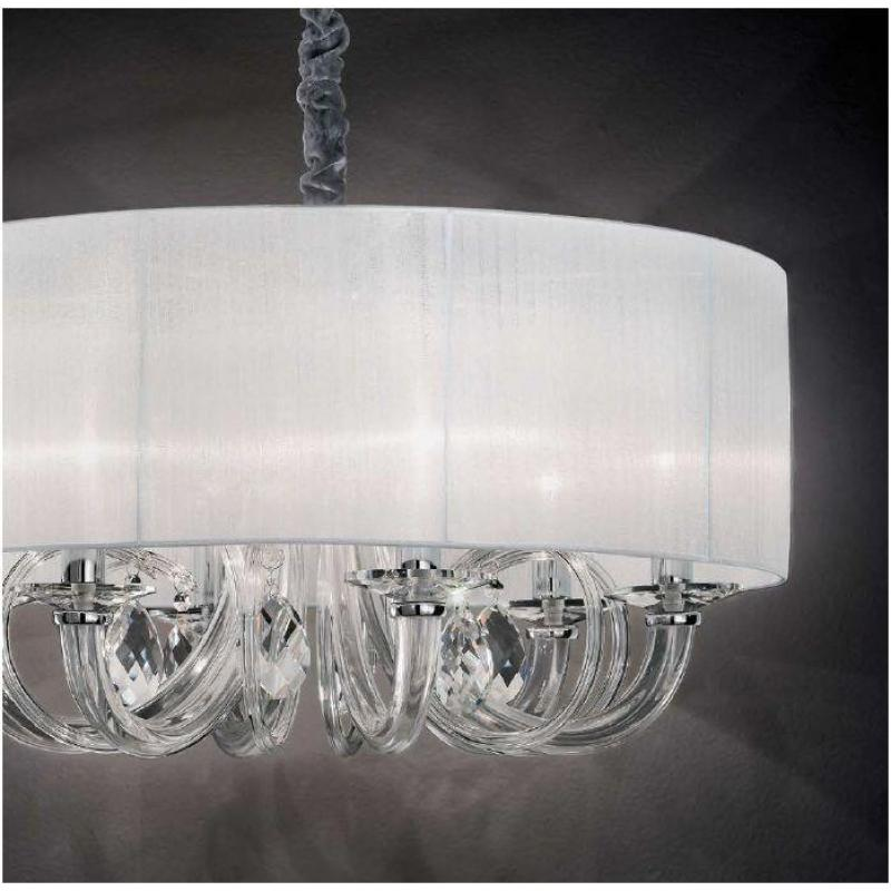 Chandelier SWAN SP6 White