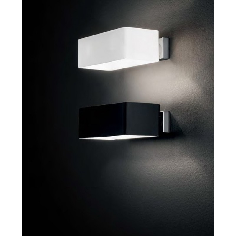 Wall lamp BOX AP2 White