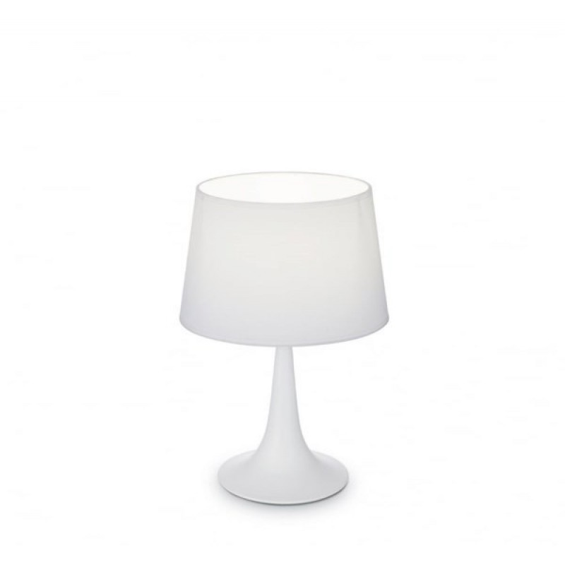 Table lamp LONDON TL1 Small White