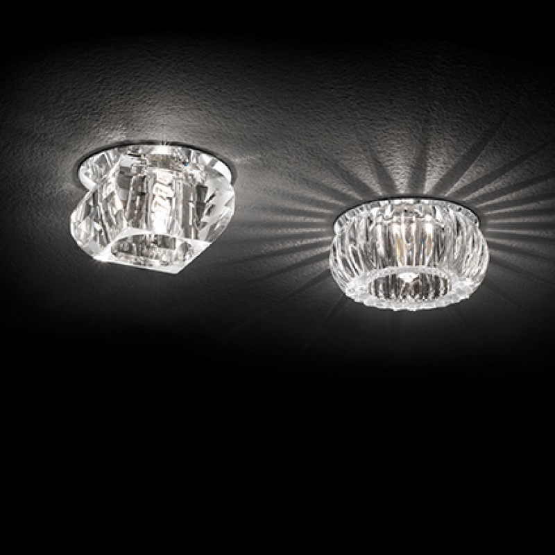 Ceiling lamp SOUL-1 Transparent