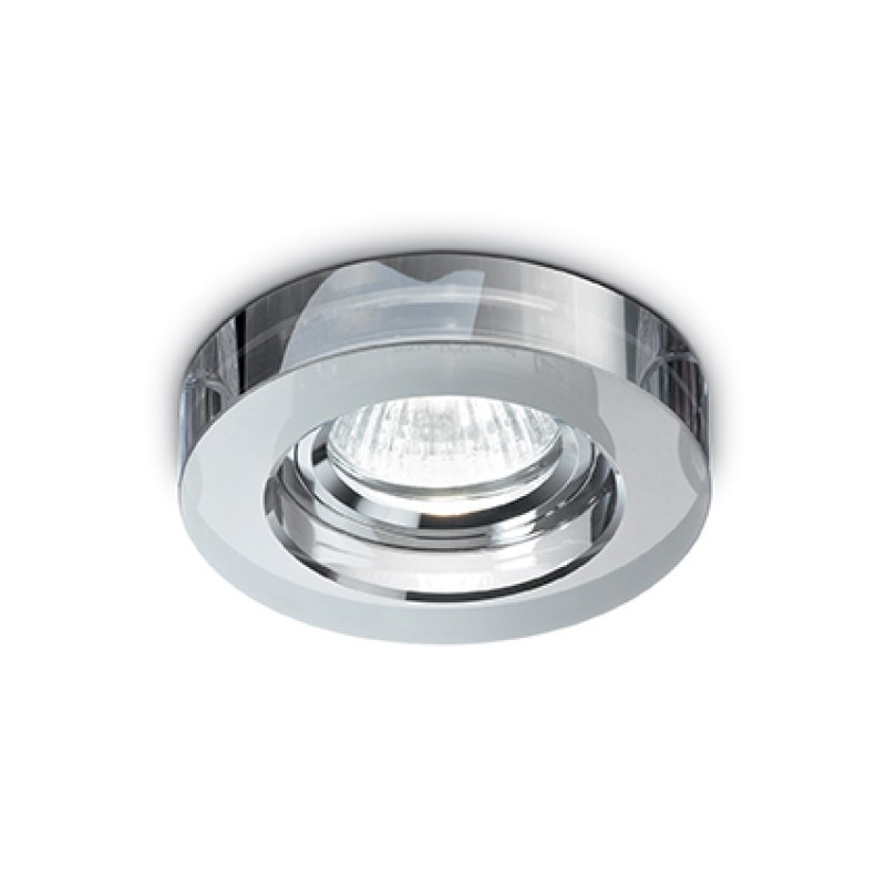 Downlights BLUES ROUND Transparent
