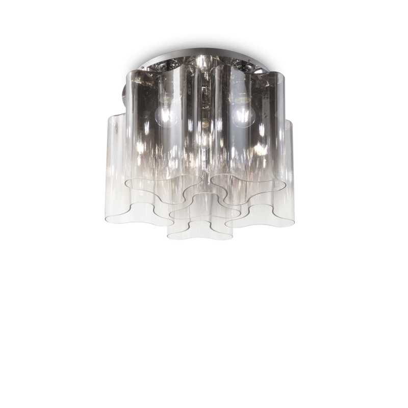 Ceiling lamp COMPO PL6 Grey