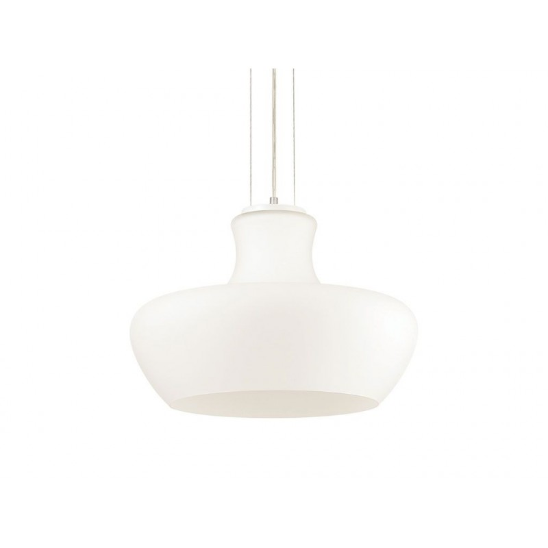 Pendant lamp ALADINO SP1 D30 White
