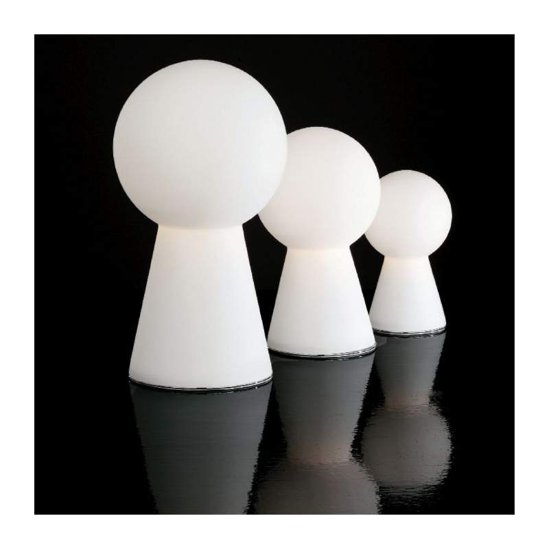 Table lamp BIRILLO TL1 Small White