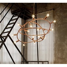 Pendant lamp COSMO SP15 Copper