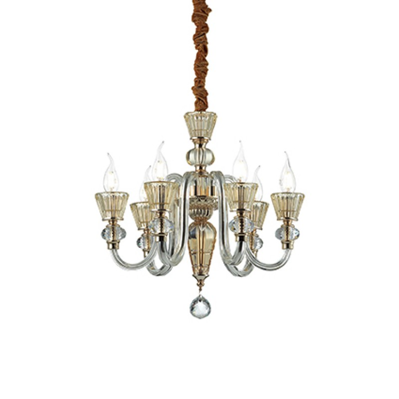 Chandelier STRAUSS SP6 Gold