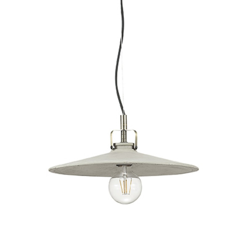Pendant lamp BROOKLYN SP1 D25 Antique Brass