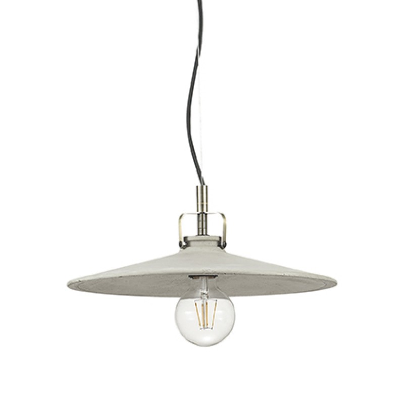 Pendant lamp BROOKLYN SP1 D35 Antique Brass