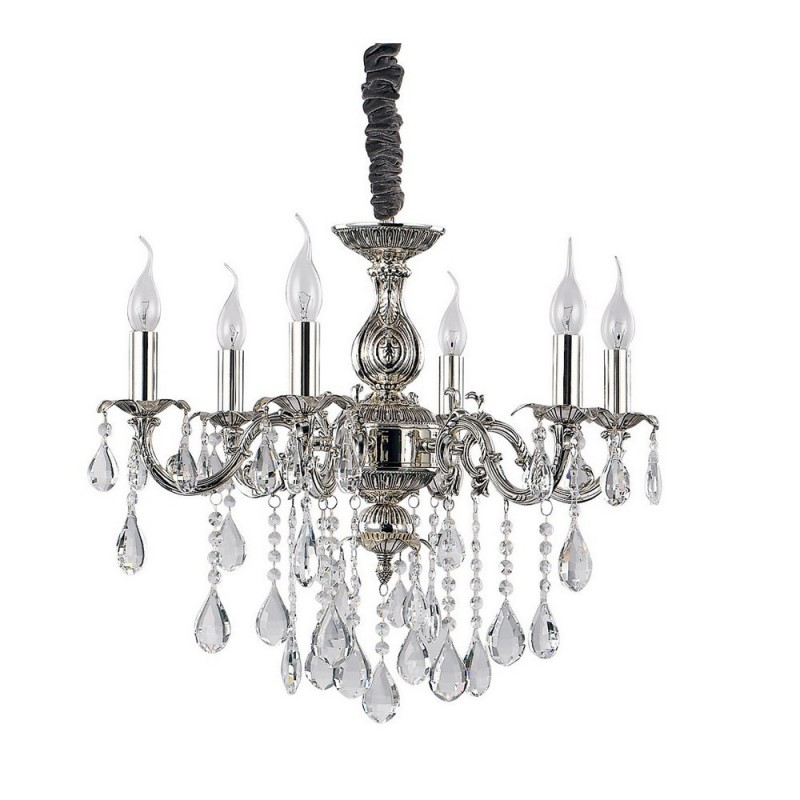 Chandelier IMPERO SP6 Silver