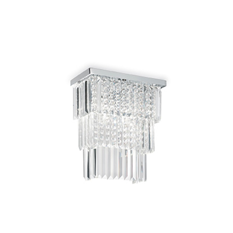 Wall lamp MARTINEZ AP3 Chrome