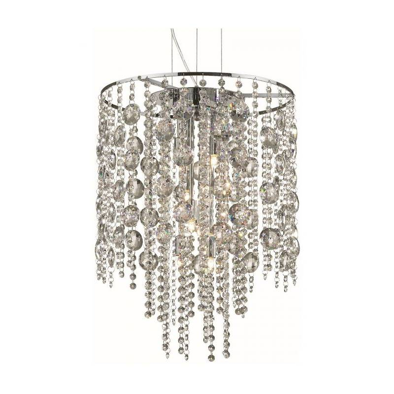 Chandelier EVASIONE SP8 Chrome