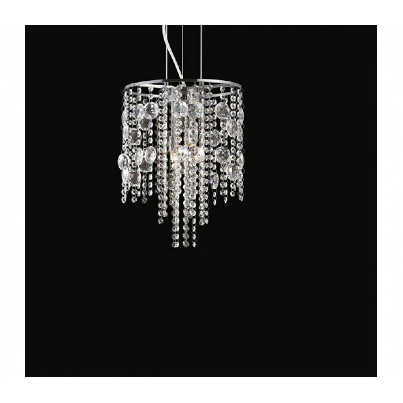 Chandelier EVASIONE SP4 Chrome