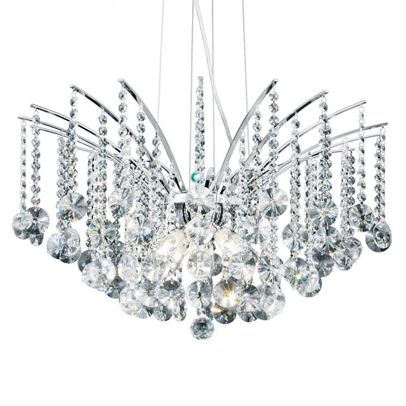 Chandelier AUDI-77 SP8 Chrome