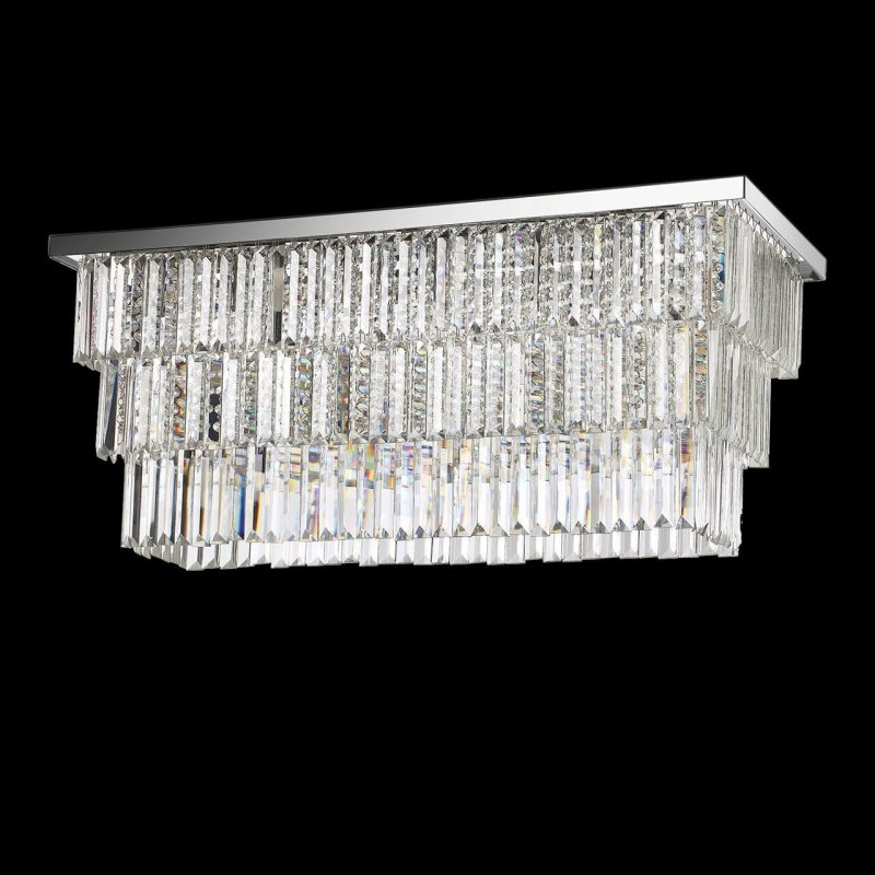 Ceiling lamp MARTINEZ PL6 Chrome
