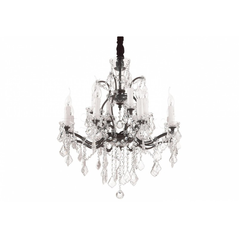 Chandelier LIBERTY SP12 Transparent