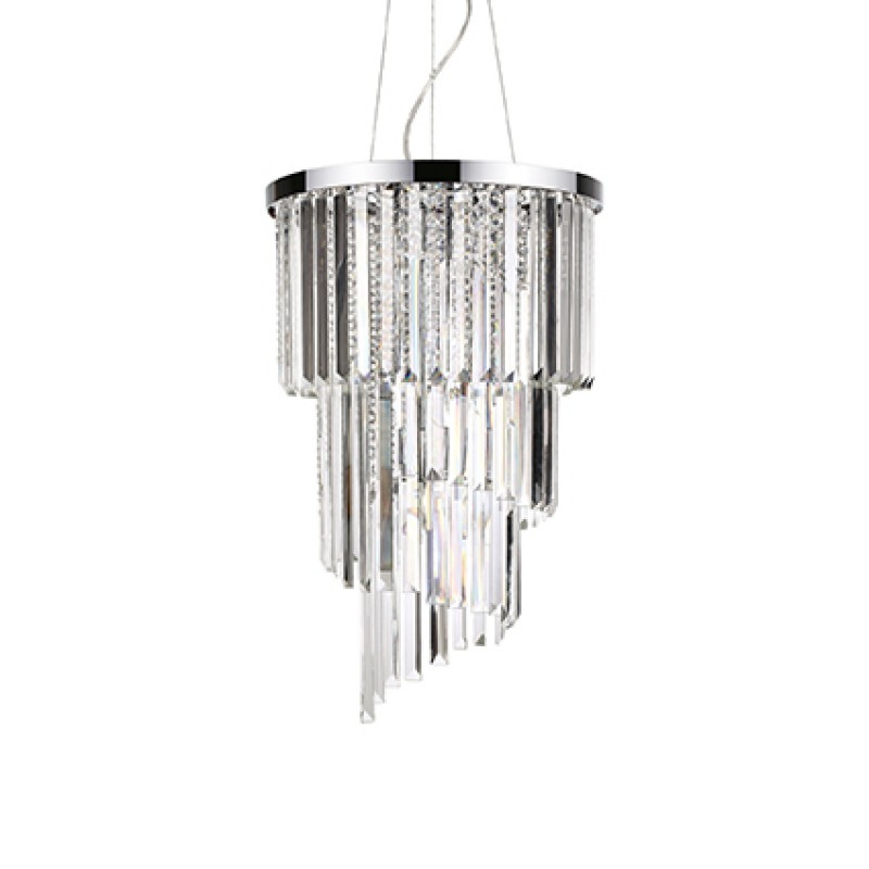 Chandelier CARLTON SP8 Chrome