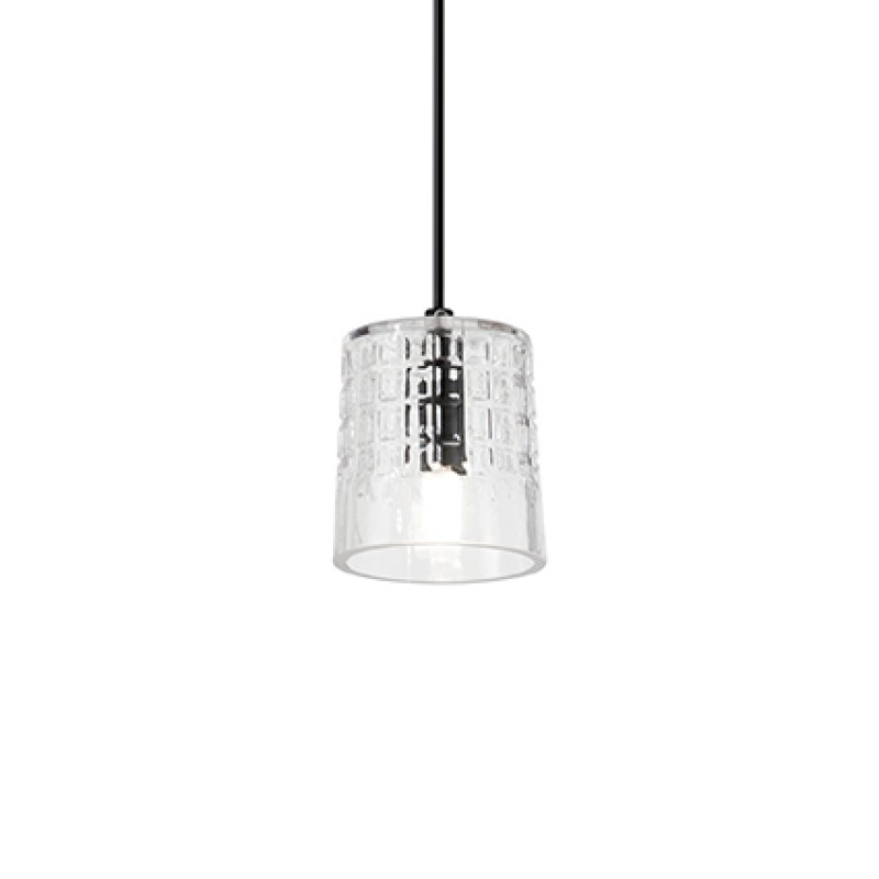 Pendant lamp COGNAC-1 SP1Transparent