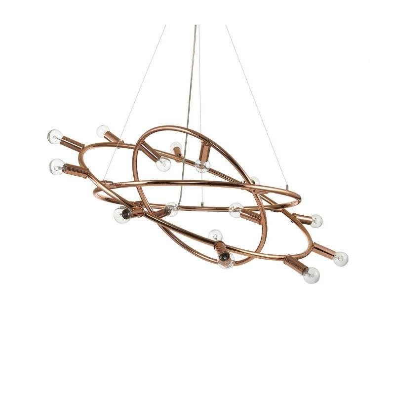 Pendant lamp COSMO SP15 Copper