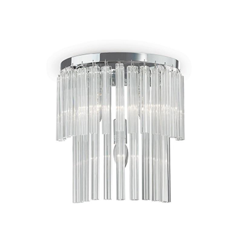 Wall lamp ELEGANT AP3 Chrome