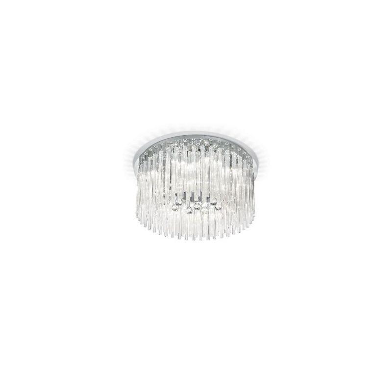 Ceiling lamp ELEGANT PL12 Chrome