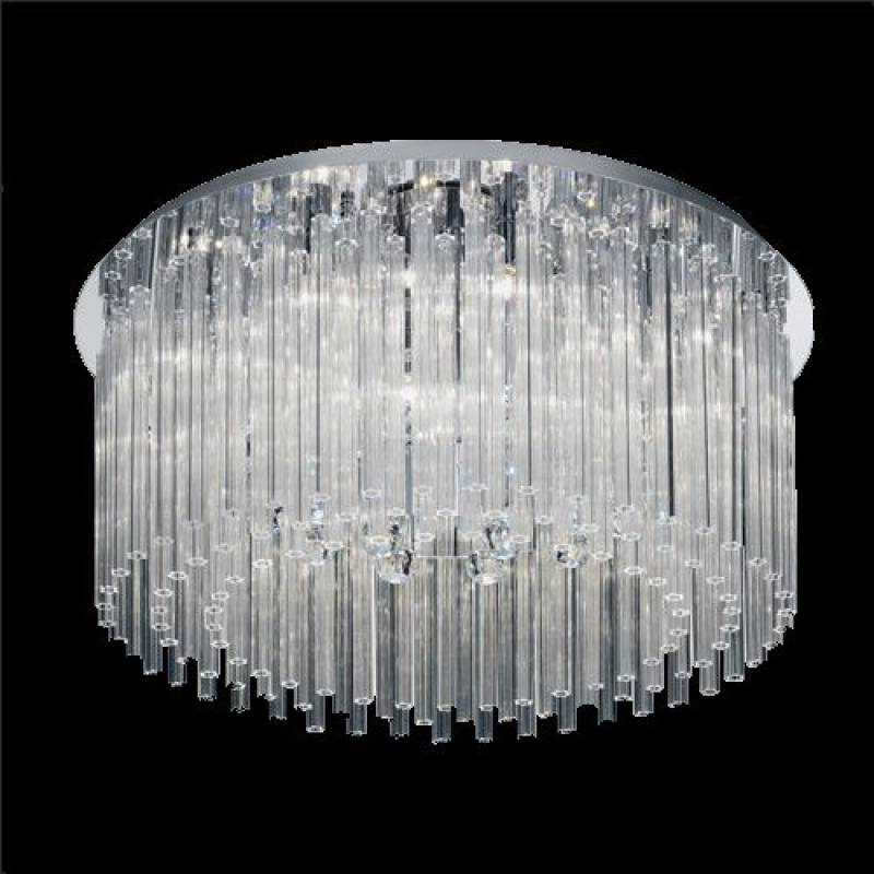 Ceiling lamp ELEGANT PL12 Chrome