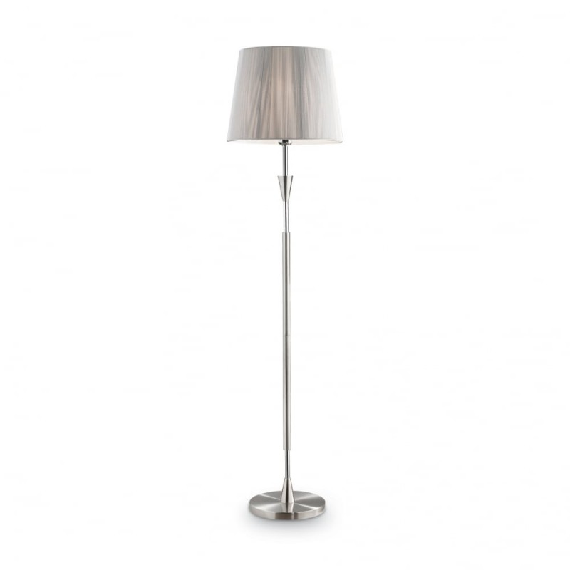 Floor lamp PARIS PT1 Silver